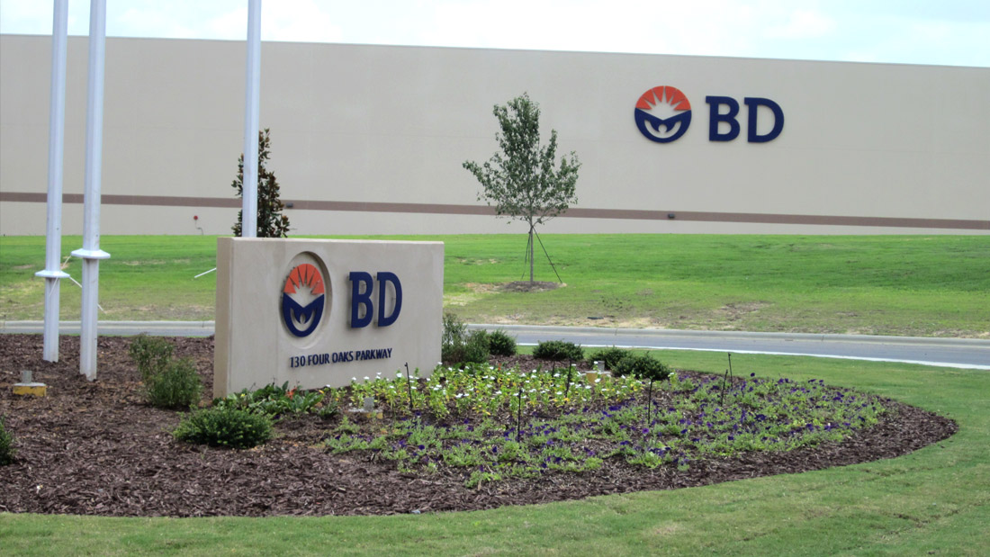 Becton Dickinson Distribution Center