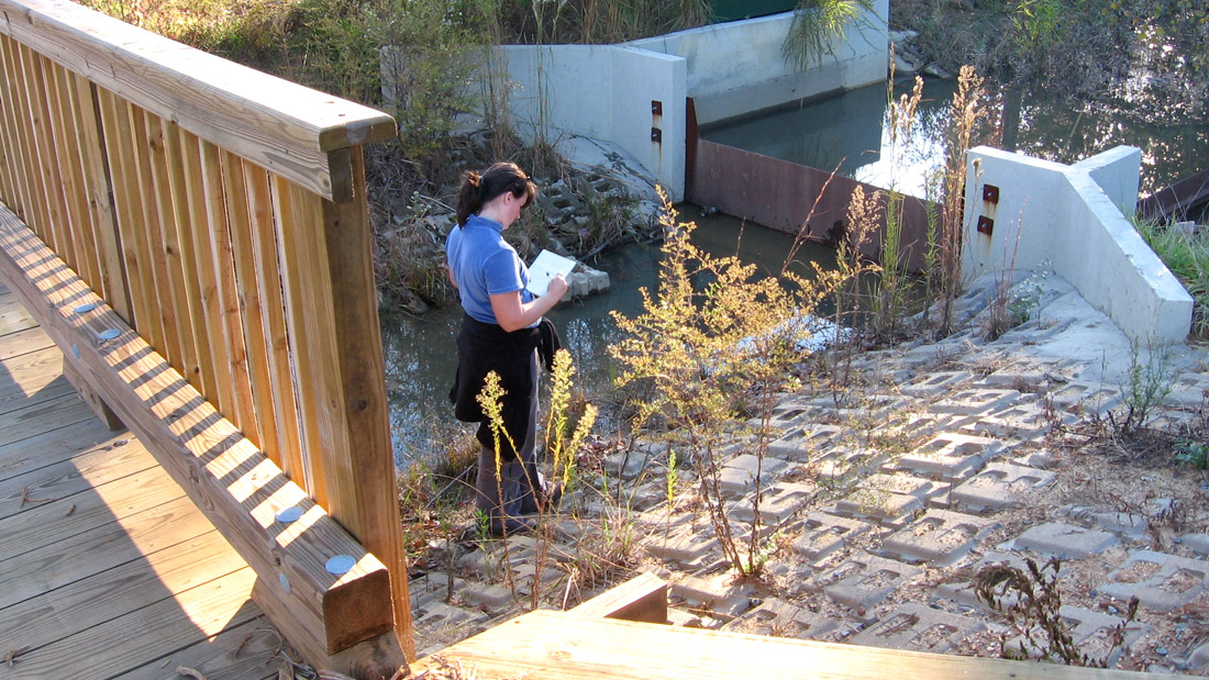 Stormwater BMP Monitoring and Retrofit