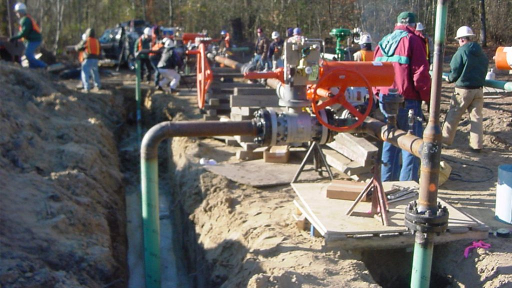 Eastern North Carolina Natural Gas Pipeline