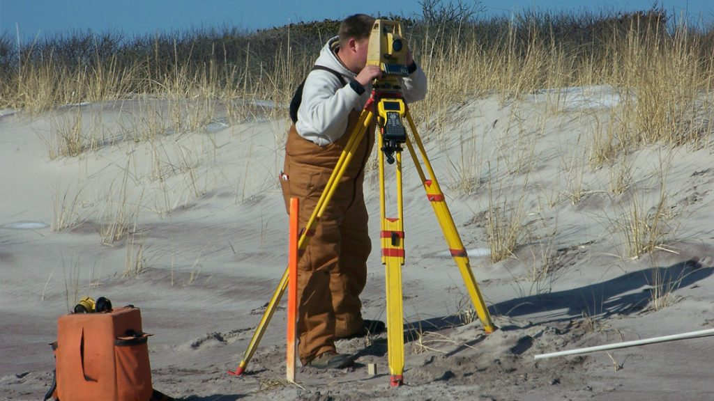 Pre-Construction Beach Profile Surveys