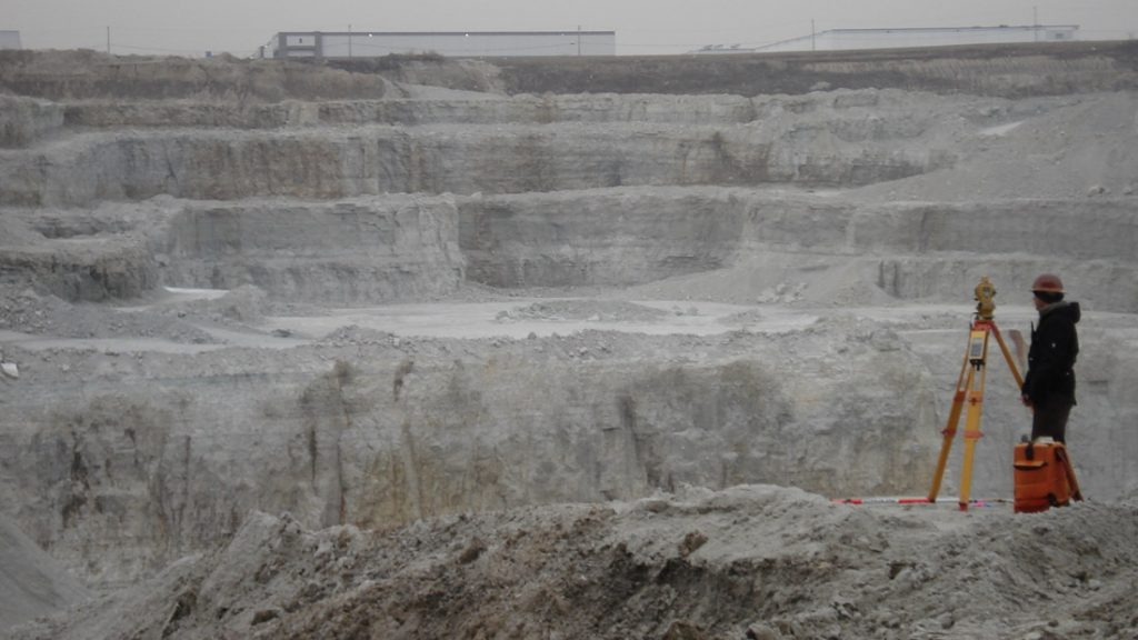 Hanson Aggregates Quarries ALTA Surveys