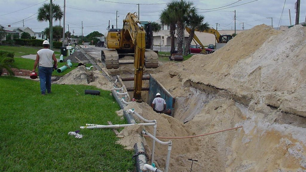 South Peninsula Sanitary Sewer Improvements