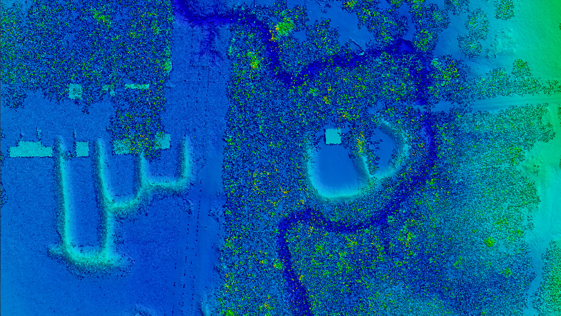 LiDAR Mapping in North Texas