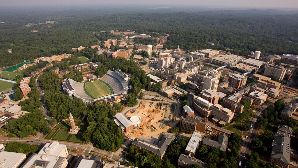 UNC Carolina North Reuse Master Plan