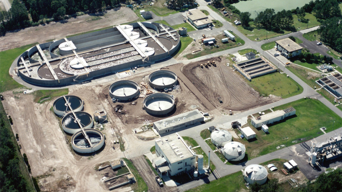 Westside Regional Wastewater Treatment Plant