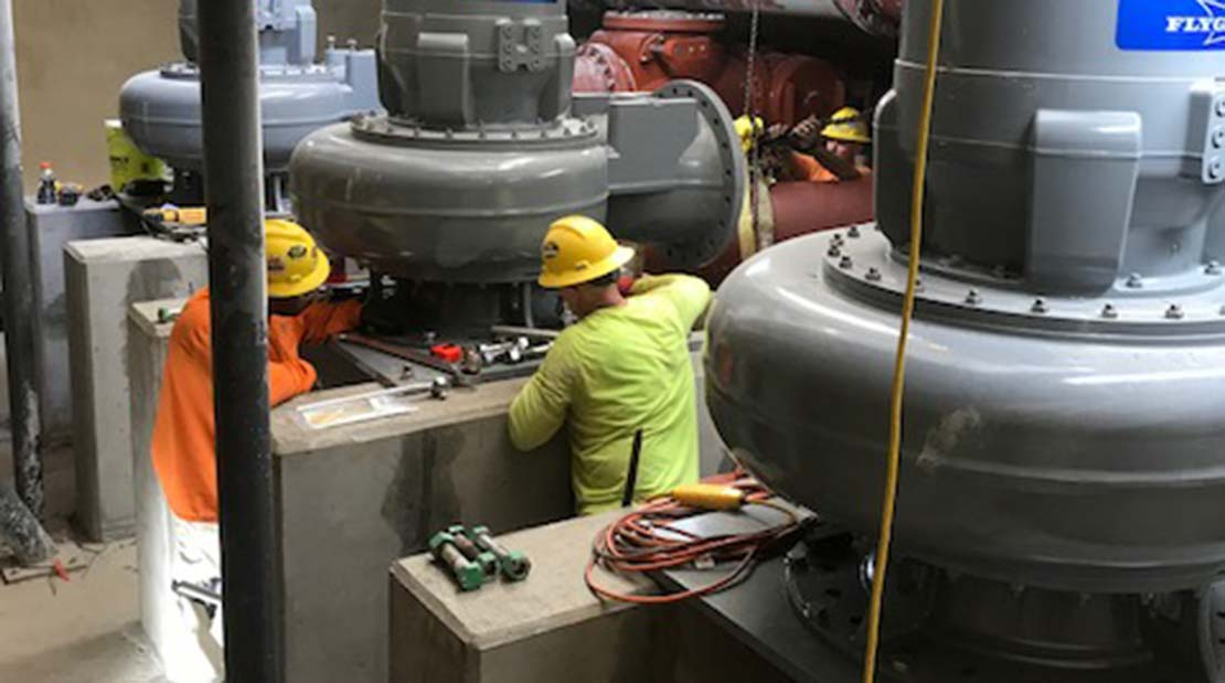 influent emergency structure repairs