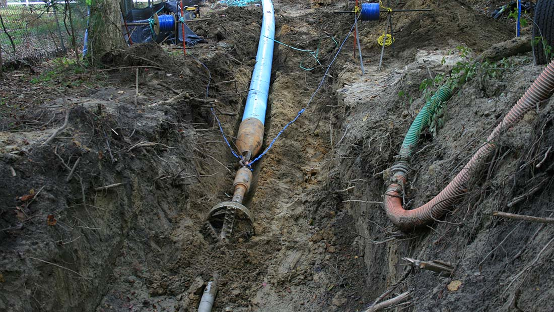 trenchless installation