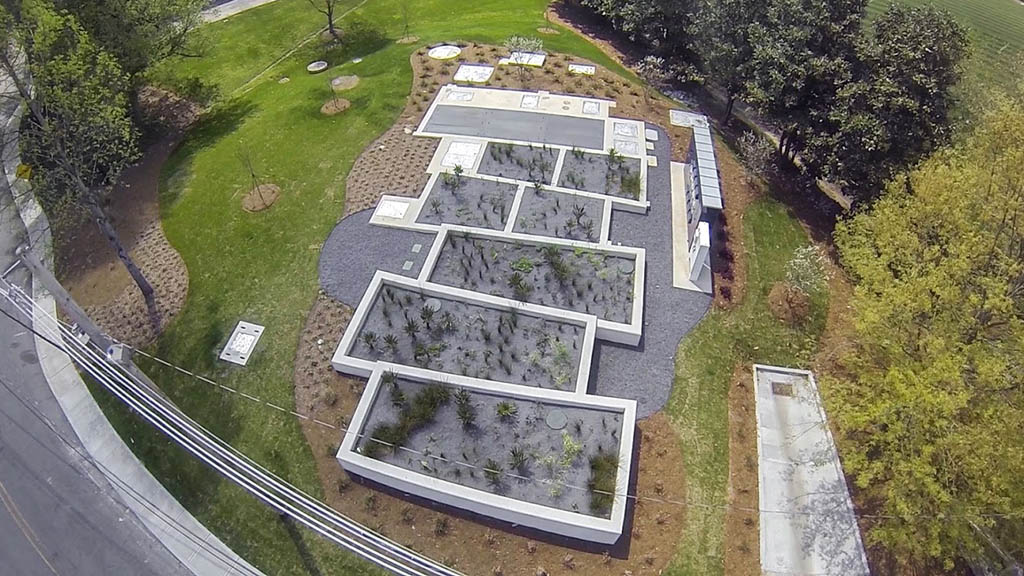ecological water reclamation