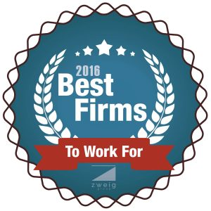 2016 Best Firms to Work For