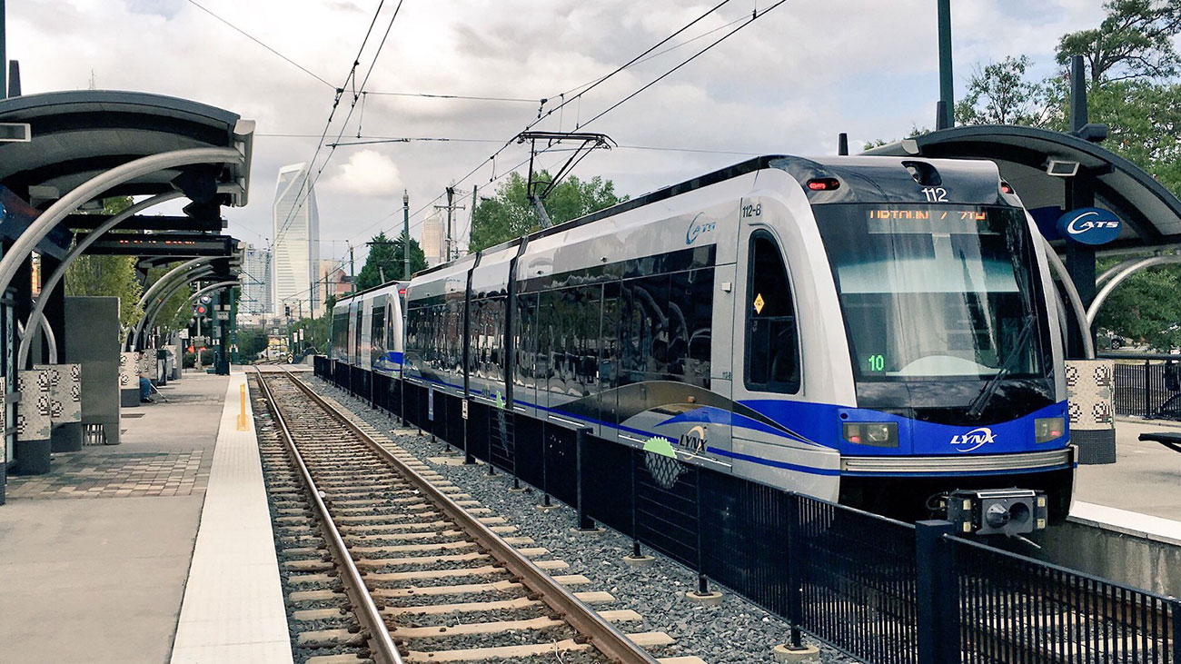 Blue Line Moves Charlotte Forward Mckim Amp Creed
