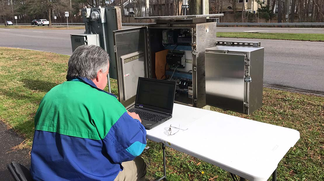 stormwater cloud-hosted SCADA solution